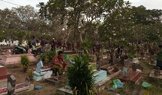 Orang Jawa dan ZIarah Kubur