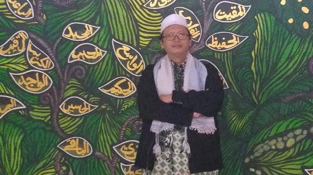 Cep Herry Syarifuddin (Pengasuh Pesantren Sabilurrahim Mekarsari Cileungsi Bogor)