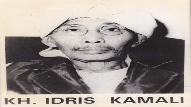 Kyai Idris Kamali : Biografi dan Cerita Unik