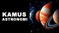 Kamus Astronomi