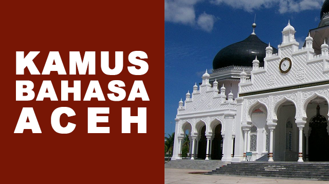 Kamus Bahasa Aceh