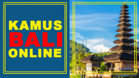 Kamus Bali Online