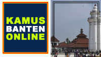 Kamus Bahasa Banten Online